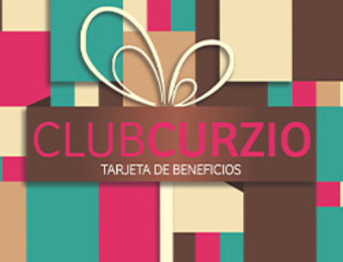 Pedí tu tarjeta de descuento Club Curzio